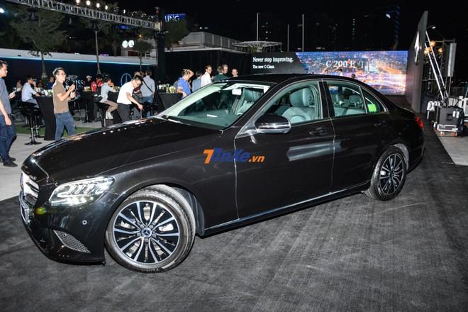 Mercedes-Benz C200 2019 có giá thấp nhất1,499 tỷ đồng