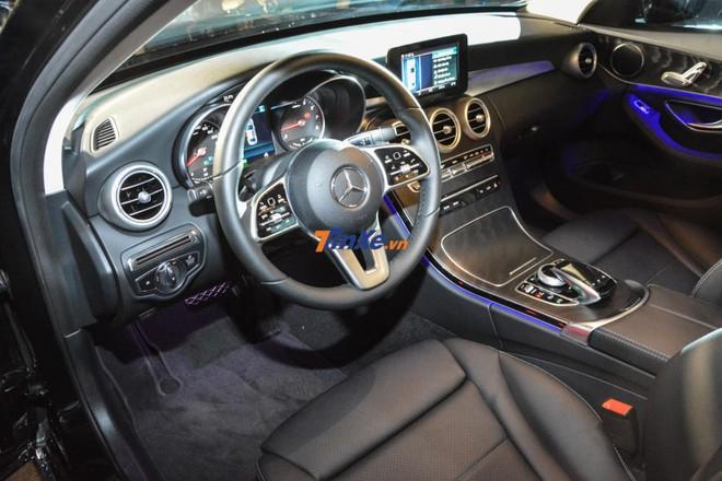 Nội thấtMercedes-Benz C-Class 2019