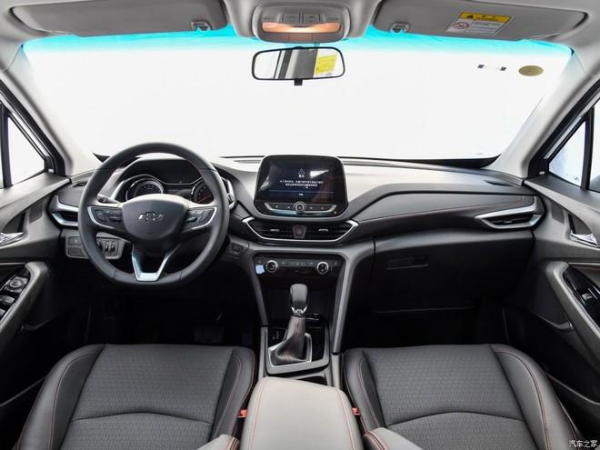 Nội thất bên trong Chevrolet Orlando 2019