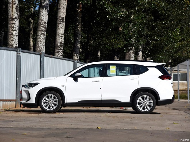 Chevrolet Orlando 2019 có kích thước lớn hơn thế hệ cũ
