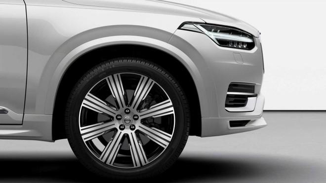 2 thiết kế vành khác nhau của Volvo XC90 2020
