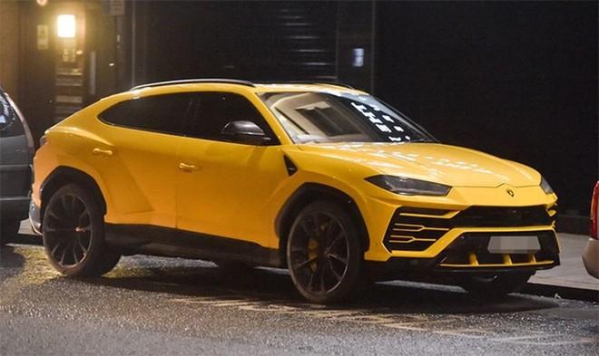 Lamborghini Urus của Roberto Firmino có giá 7,5 tỷ đồng
