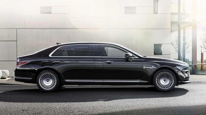 Genesis G90 Limousine đã chính thức ra mắt thị trường quê nhà Hàn Quốc với giá155,11 triệu won