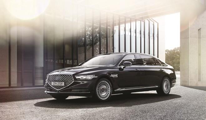 Genesis G90 Limousine nhắm đến các hàng khách muốn có một trải nghiệm sang trọng đúng nghĩa