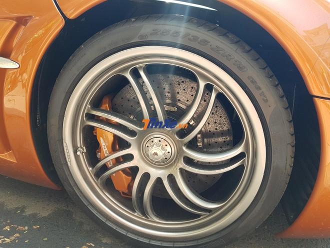 Mâm xe Pagani Huayra tiêu chuẩn