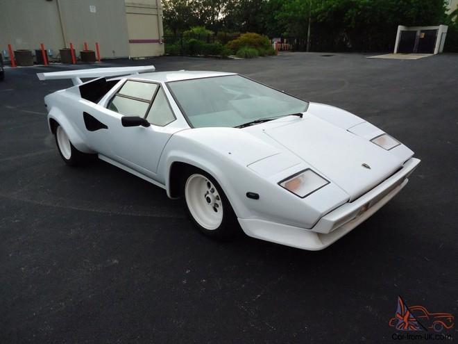 Lamborghini Countach 5000S 1981