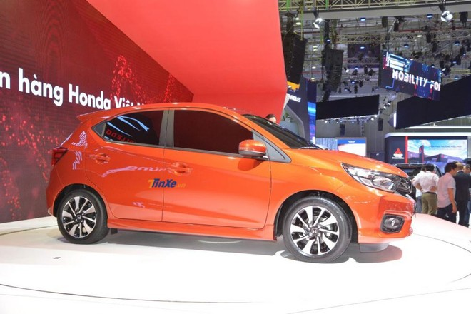 Honda Brio đang có lợi thế về mặt sức mạnh động cơ