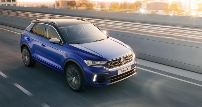Volkswagen T-Roc R 2020 ra mắt trong triển lãm Ô tô Geneva 2019