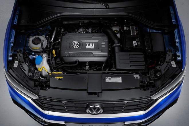 Động cơ của Volkswagen T-Roc R 2020