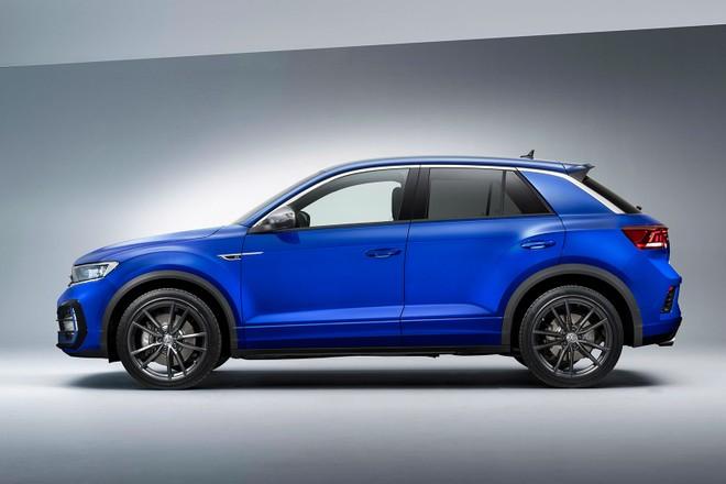 Volkswagen T-Roc R 2020 được trang bị hệ dẫn động 4 bánh toàn thời gian