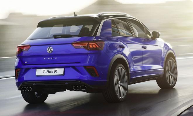 Volkswagen T-Roc R 2020 được gọi là xe concept