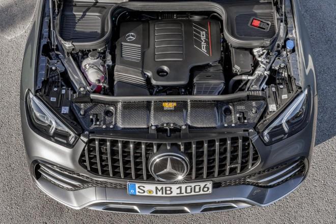Động cơ trang bị trên Mercedes-AMG GLE 53 4Matic+