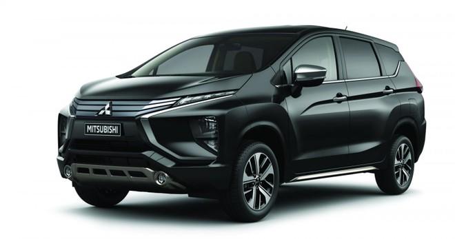 Mitsubishi Xpander màu đen