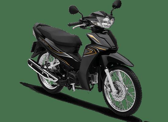 Honda Blade màu đen