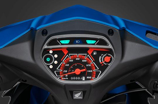 Mặt đồng hồ Honda Blade 2019