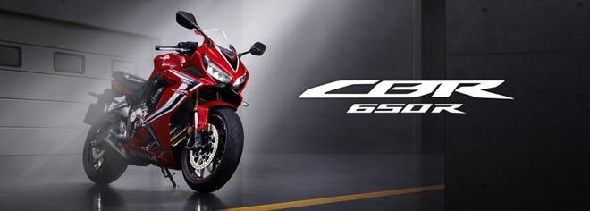 Honda CBR650R 2019 hoàn toàn mới