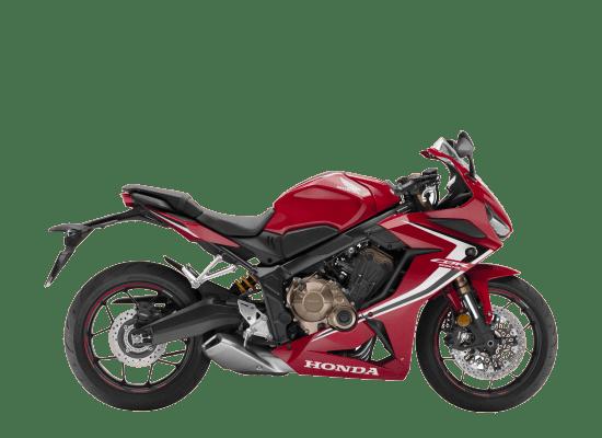 Honda CBR650R màu đỏ đen