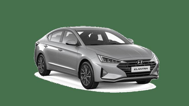 Hyundai Elantra 2019 màu bạc