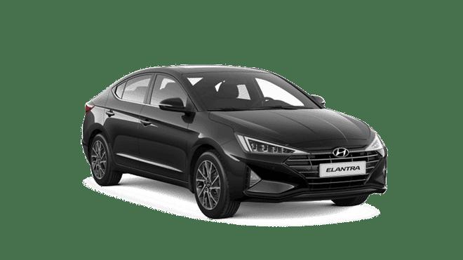Hyundai Elantra 2019 màu đen