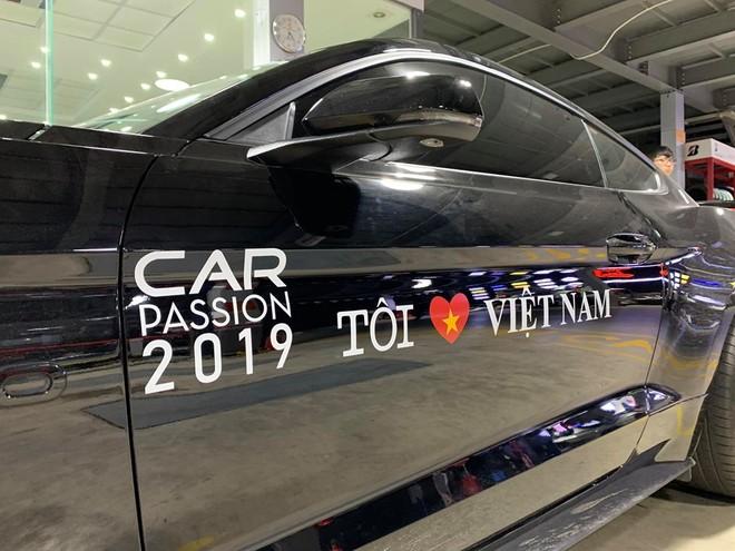 Chiếc xe thể thao Ford Mustang GT đời 2019 đầu tiên về Việt Nam đã sẵn sàng góp mặt tại Car Passion 2019