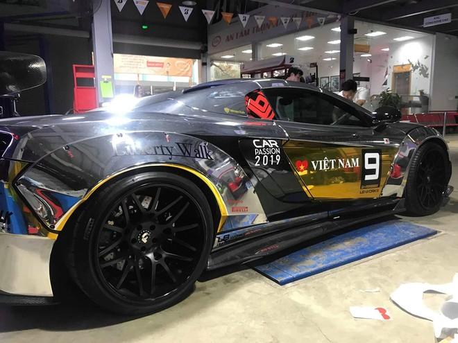 Dương Kon là thành viên hiếm hoi tham dự cả 3 kỳ của hành trình siêu xe Car Passion 2019