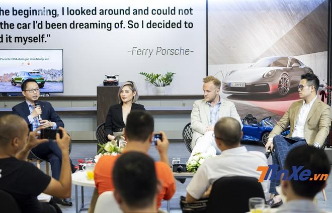 Một sự kết hợp mới giữa Porsche Việt Nam và Leica Việt Nam.