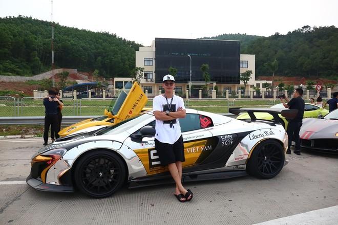 McLaren 650S Spider là siêu xe được Dương Kon đem tham dự hành trình Car Passion trong năm 2018 và năm 2019