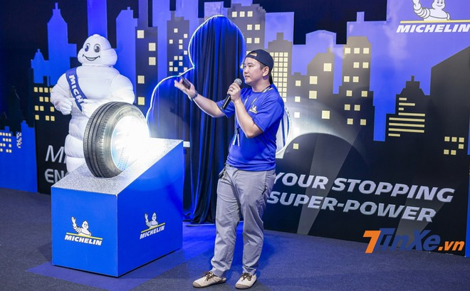 Michelin Energy XM2+ đã chính thức được ra mắt tại thị trường Đông Nam Á với nhiều nâng cấp về hiệu suất sử dụng.