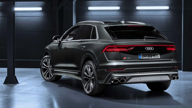 Audi SQ8 2020 dùng chung động cơ diesel với SQ7