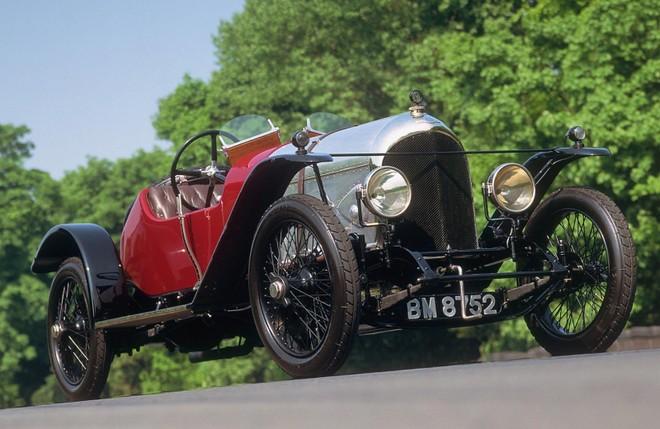 Ngày nay, EXP2 là chiếc Bentley lớn tuổi nhất còn tồn tại