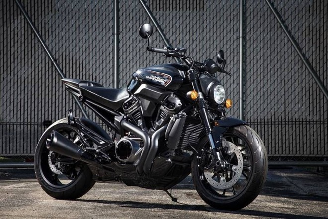 Harley-Davidson Streetfighter 975 Concept