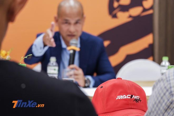 Vòng thi đấu thứ III của KOK sẽ có sự góp mặt của Racing AKA, đội đua xe chuyên nghiệp đầu tiên của Việt Nam
