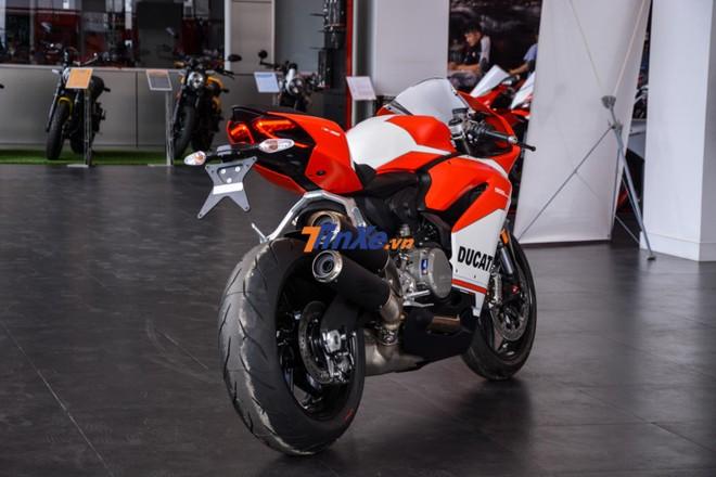 Ducati Việt Nam xác nhận chỉ mang đúng hai chiếc 959 Panigale Corse về nước