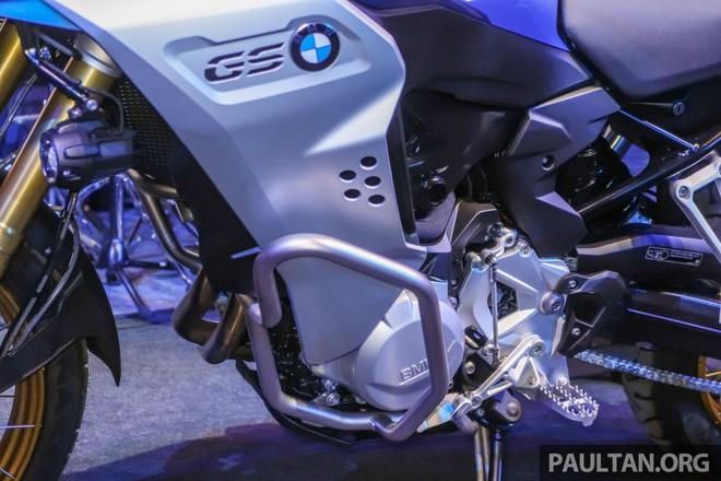 Động cơ xylanh đôi dung tích 853cc trên BMW F850GS Adventure