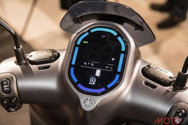 Xe máy điện Yamaha EC-05