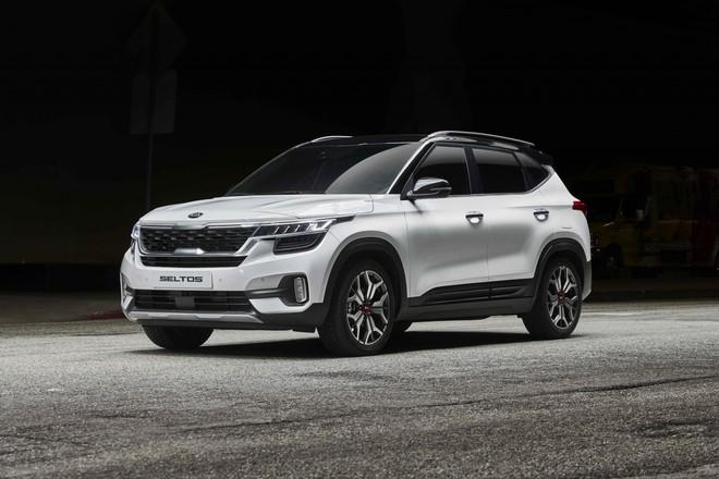 Kia Seltos 2020 có giá hấp dẫn tại thị trường quê nhà Hàn Quốc