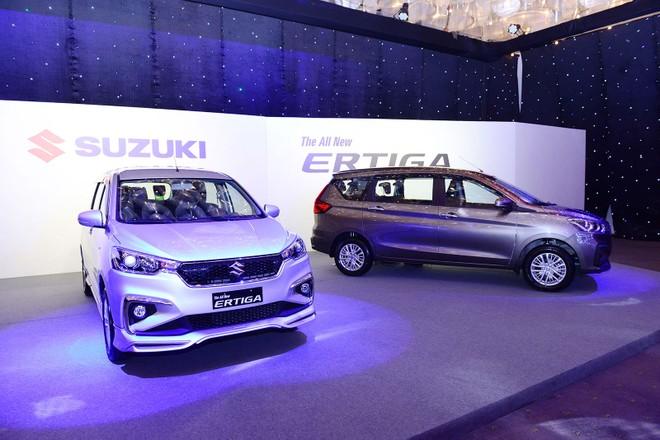 Suzuki Ertiga 2019 chính thức ra mắt thị trường Việt Nam
