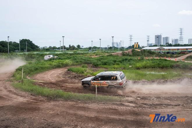 Chọn địa điểm tổ chức giải là ở Gamuda Yên Sở, Hà Nội, vòng thứ 3 của KOK mất đi những con dốc lớn, đường xe bằng phẳng hơn nhưng lại tạo điều kiện cho ban tổ chức sắp xếp đường chạy so găng về tốc độ mãn nhãn hơn