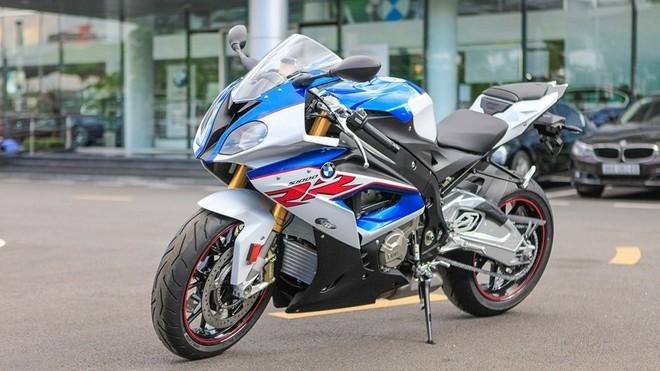 Siêu mô tô BMW S1000RR
