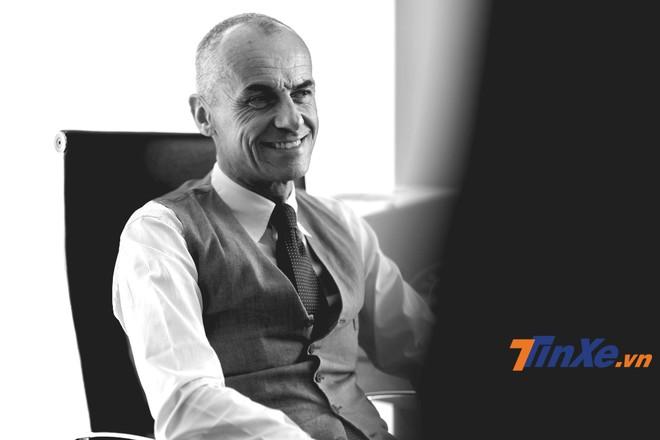 Con người là yếu tố cốt lõi của mỗi doanh nghiệp, công ty, hay tập đoàn - ông Gianluca Fumie chia sẻ.