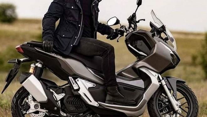 Những hình ảnh mới nhất về mẫu xe tay ga đa dụng Honda X-ADV 150 được hé lộ