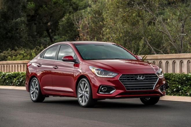 Hyundai Accent 2020 được bổ sung động cơ mới tại thị trường Mỹ