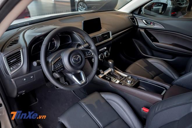 Nội thất của Mazda3