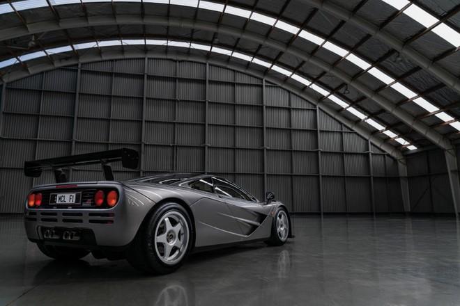 McLaren F1 nâng cấp gói LM Spec