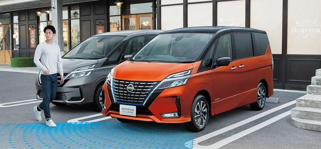Nissan Serena 2019 được giới thiệu tại thị trường Nhật Bản