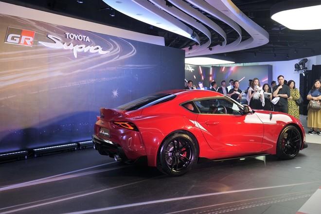 Hiện đã có 40 đơn đặt hàng dành cho Toyota GR Supra 2020 tại Hương Cảng