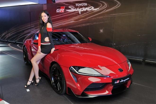 mẫu xe thể thao Toyota GR Supra 2020 sẽ được bán tại hong kong vớ giá từ 2,4 tỷ đồng