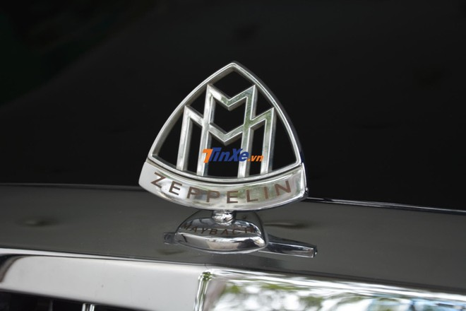 Logo Maybach Zeppelin