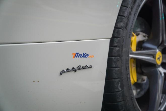 Hãng Pininfarina cũng thiết kế cho siêu xe Ferrari 458 Spider