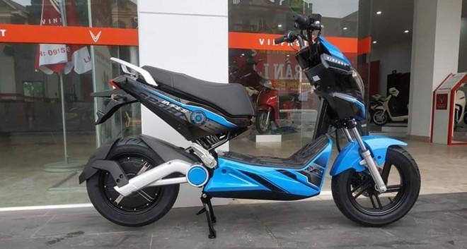 Mẫu xe máy điện Impes trị giá 22 triệu đồng của Vinfast